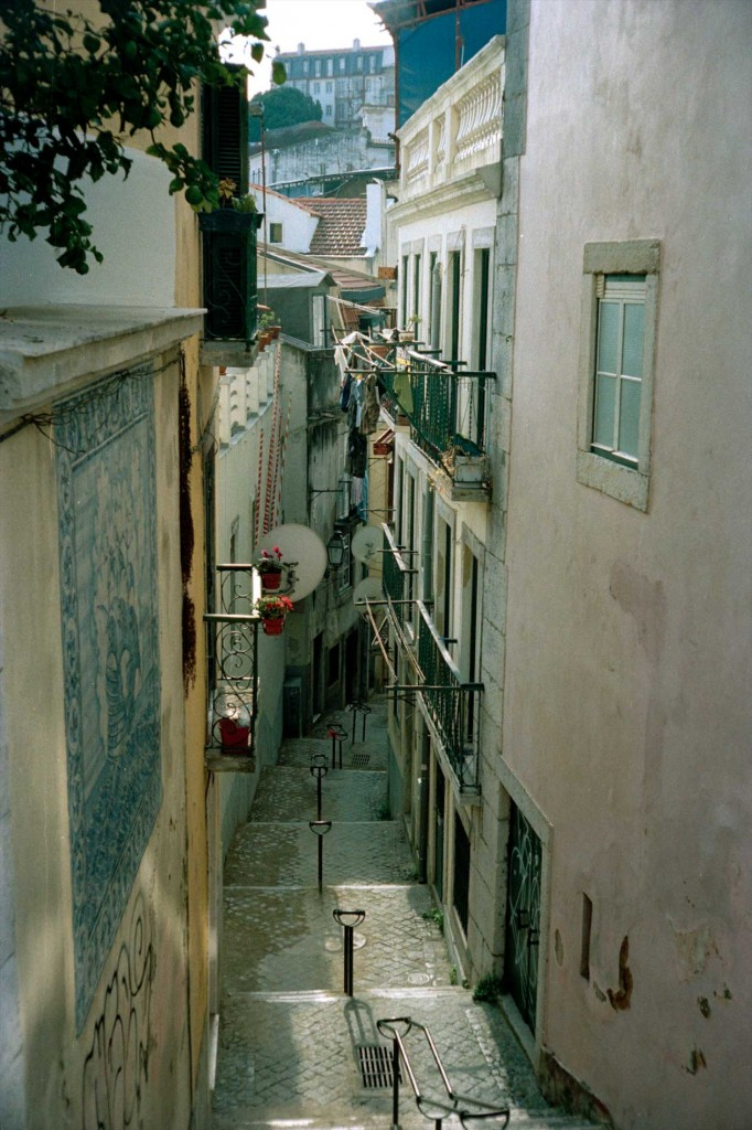 Lisbon, Portugal by Ben Everden