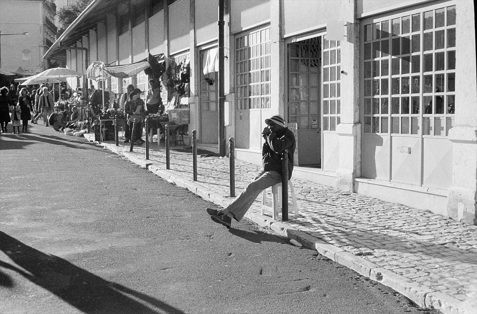 Lisbon, Portugal by Ben Everden
